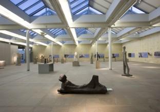 Grote Zaal van Museum Beelden aan Zee
