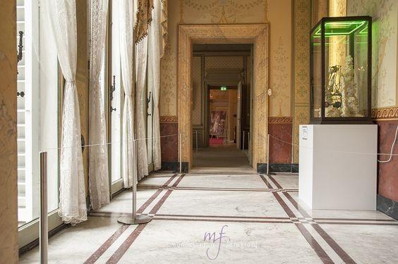 Paleis Soestdijk is een van de projecten van Léontine van Geffen-Lamers, monumentenfotograaf