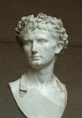 Buste van de keizer Augustus, de zogenaamde 'Augustus Bevilacqua'