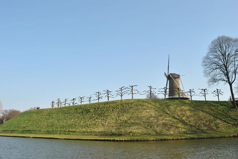 Staswallen van Hulst