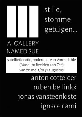 Flyer tentoonstelling