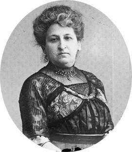 Portret Aletta Jacobs