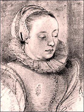 Portret Anna Roemers Visscher