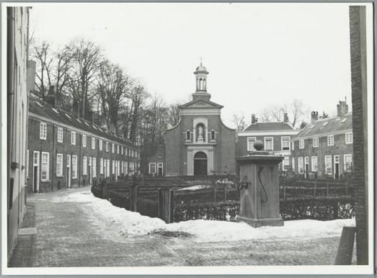 Begijnhof Breda jaren 30