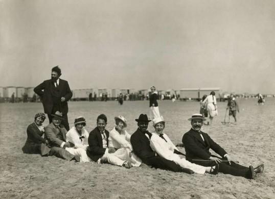 Cabaret artistique 1915
