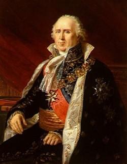 Foto van schilderij van Charles-François Lebrun, door Robert Lefèvre