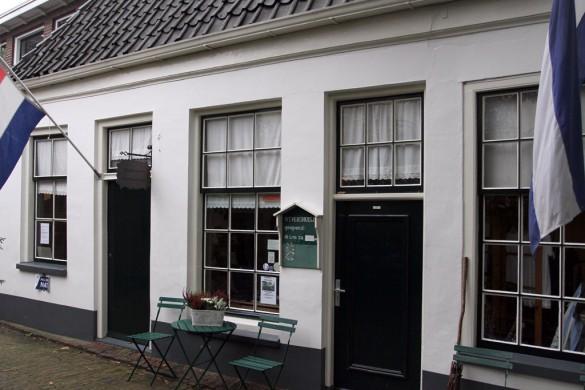 Het Wevershuisje in Almelo