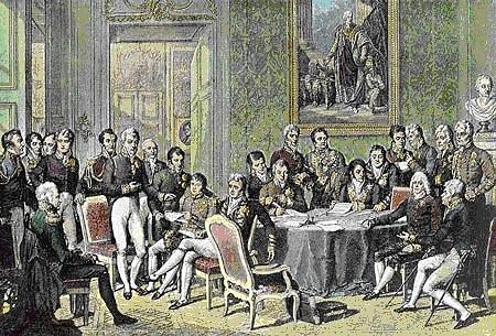 Congres van Wenen 1814
