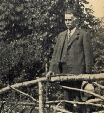 Jacobus Kornelis Dominicus, tuinarchitect