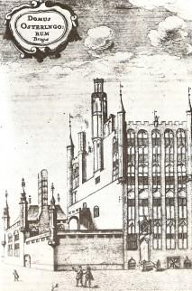 Domus Osterlingorum of Oosterlingenhuis Brugge