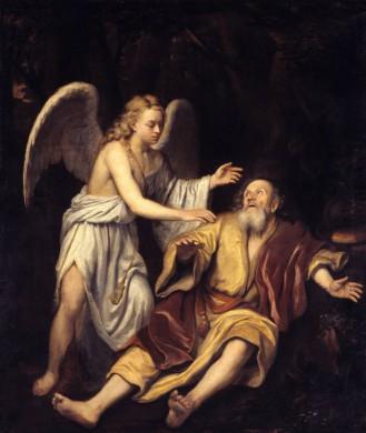 Elijah en de Engel