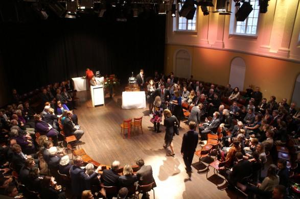 Felix Meritis, evenement in de Concertzaal