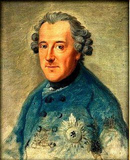 Frederik als koning afgebeeld, 1763