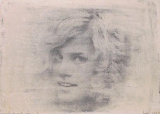 Oude techniek: gomdruk uit 1972
