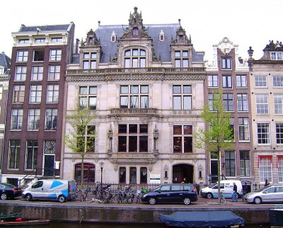 Foto Herengracht 380 Nederlands Instituut voor Oorlogsdocumentatie