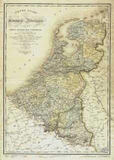 Het Verenigd Koninkrijk der Nederlanden in 1816