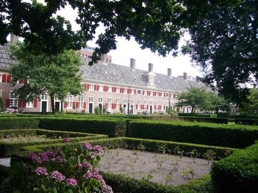 Hofje van Nieuwkoop (Den Haag)