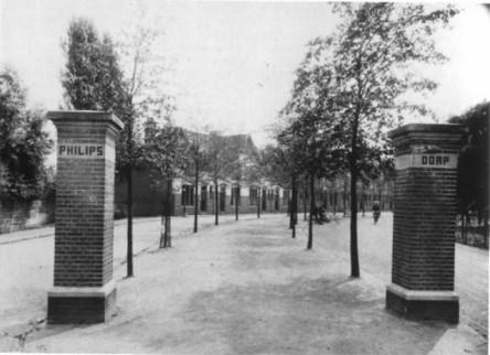 Ingang van Philipsdorp, Elisabethlaan
