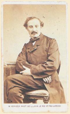 Portret van J.J. Cremer