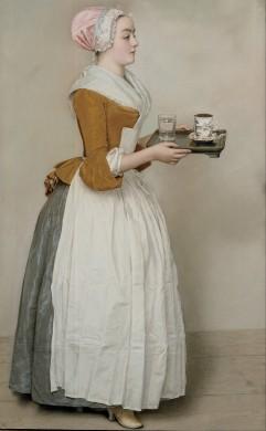 'La Belle Chocolatière'