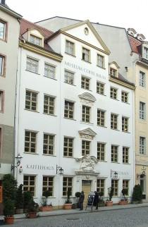 Museum en koffiehuis Coffe Baum, Leipzig