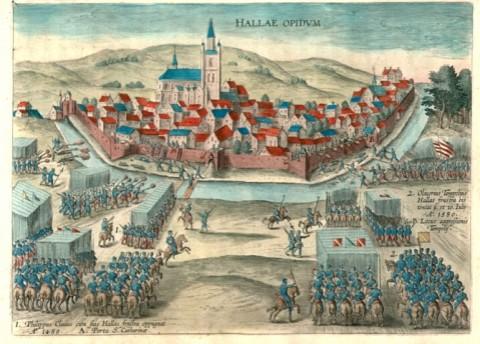 Belegering door Filips van Kleef