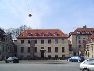 Niels Bohr-Instituut in Kopenhagen.