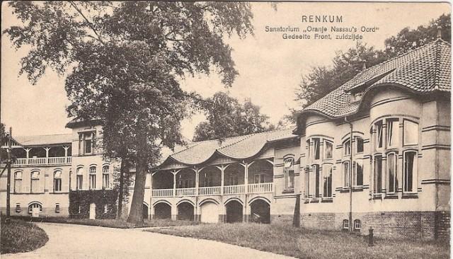 Sanatorium Oranje Nassau's Oord
