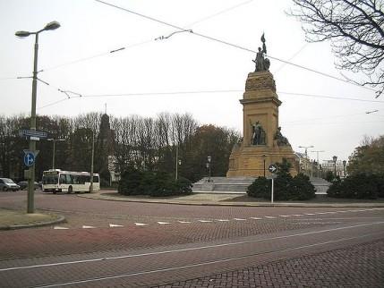 Plein 1813 in Den Haag