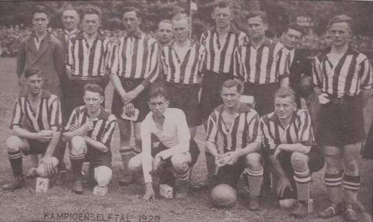 Kampioenselftal PSV 1929
