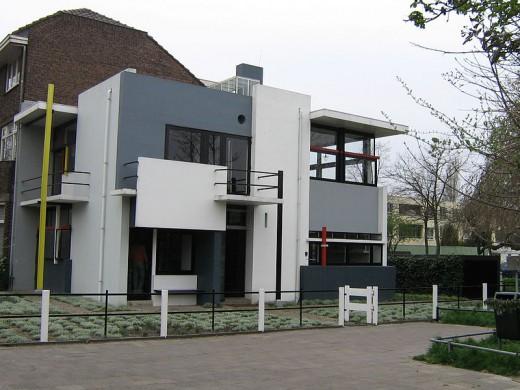 Rietveld Schröderhaus