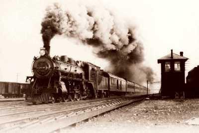 Nederlands eerste stoomtrein reed in 1838 tussen Haarlem en Amsterdam