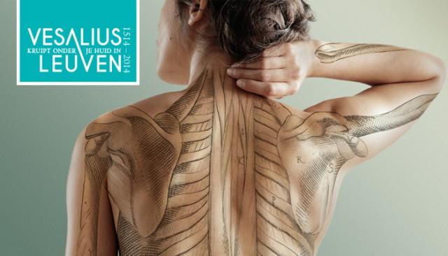 Vesalius. Het lichaam in beeld