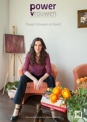 Omslag Léontine van Geffen-Lamers, Powervrouwen 2017