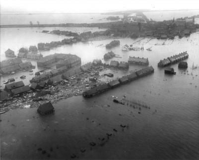 Watersnoodramp (1953): Oude-Tonge