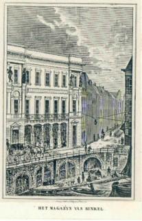 De Winkel van Sinkel anno 1842