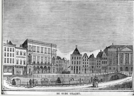 De Winkel van Sinkel anno 1850