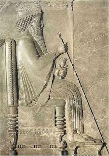 De Perzische koning Xeres voerde met zijn legers regelmatig oorlog tegen de Grieken, maar met de wortels van de huidige Europese cultuur heeft dit weinig te maken.