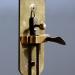 Replica van Van Leeuwenhoeks microscoop