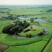 Luchtfoto van Fort Spijkerboor