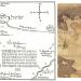 kaart van Thror uit The Hobbit