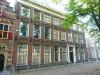 Voorgevel van de Algemene Rekenkamer aan de Lange Voorhout