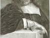 Portret van Jacob van Campen, gemaakt door