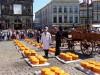 Kaasmarkt in Gouda