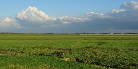 De Vriesekoopsche polder bij Leimuiden, een deel van de 'Griet- en Vriesekoopsche polder'