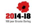 Logo herdenking WOI