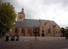 Foto van buitenkant Grote Kerk Leerdam
