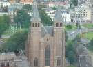 Foto van de St.Walburgiskerk in Arnhem