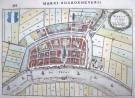 Weesp historische kaart 1632